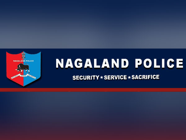 Screenshot from the website of Nagaland police.