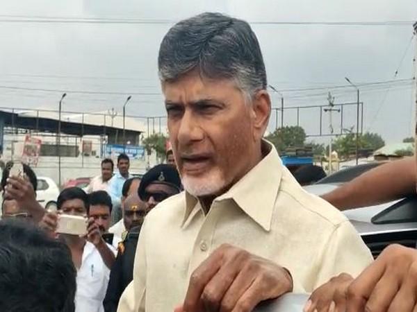 Telugu Desam Party chief N Chandrababu Naidu (File photo)