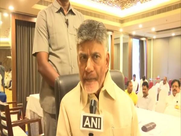 TDP chief and Former Andhra Pradesh Chief Minister Chandrababu Naidu (File photo)