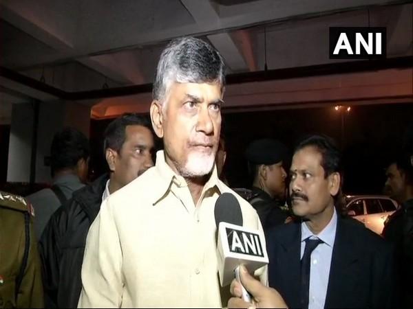 Andhra Pradesh Chief Minister N Chandrababu Naidu (File Pic)