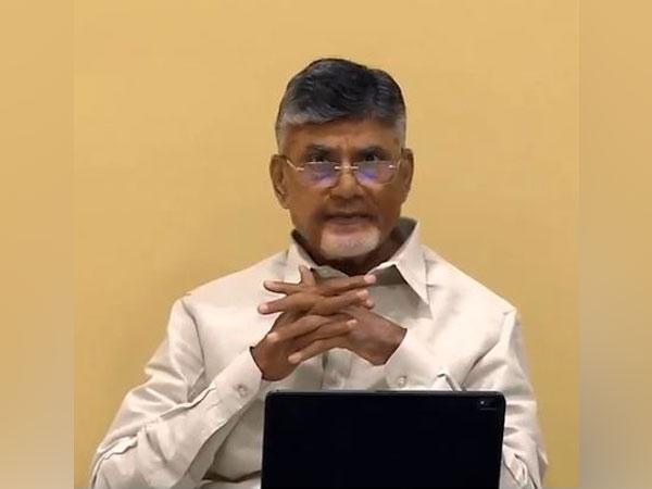 TDP national president N Chandrababu Naidu