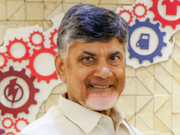 Andhra Pradesh Chief Minister N Chandrababu Naidu (File Photo)