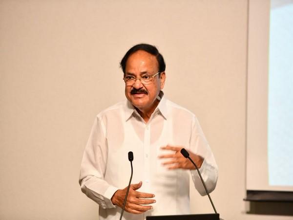 Vice President M Venkaiah Naidu (file pic)