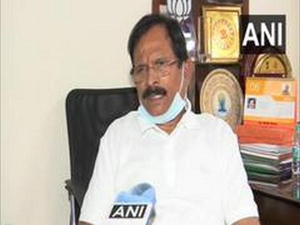 Union Minister Shripad Naik. (File pic)