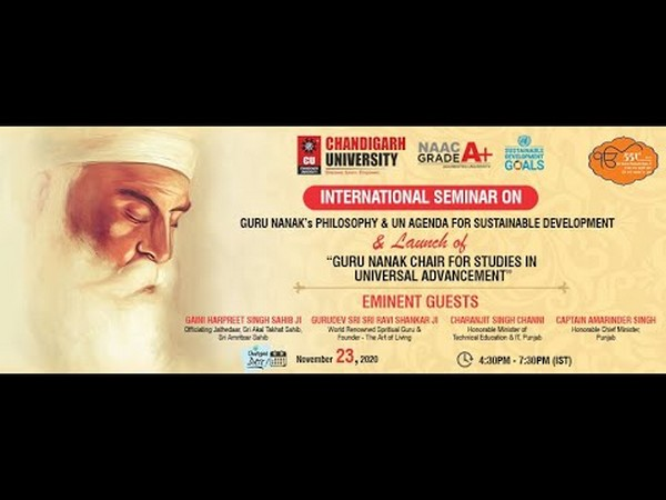 The Chair will offer a multidisciplinary platform for quality research along with publications on the teachings of Guru Nanak on the Sustainable Development for humanity.