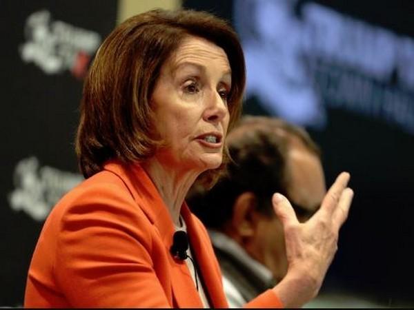 US House Speaker Nancy Pelosi (File photo)