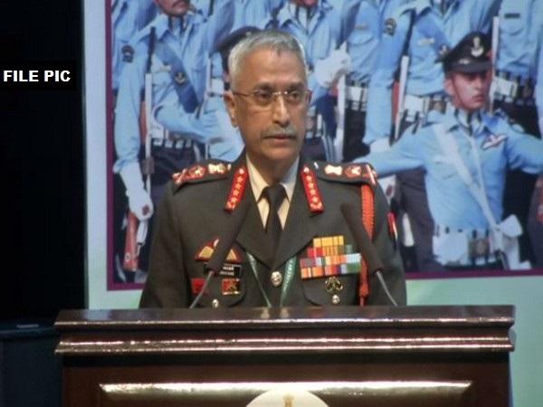 Army Chief General Manoj Mukund Naravane (file pic)