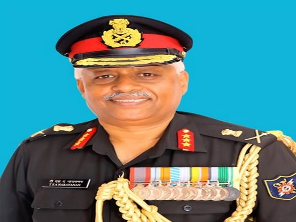 Lieutenant General T S A Narayanan