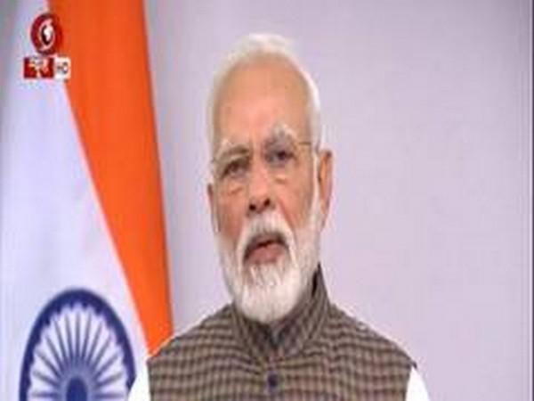 Prime Minister Narendra Modi addressing to the nation on Tuesday.