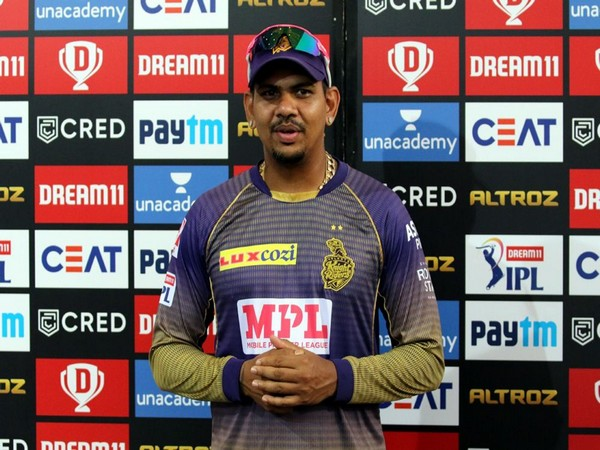 KKR spinner Sunil Narine (Photo: BCCI/ IPL)