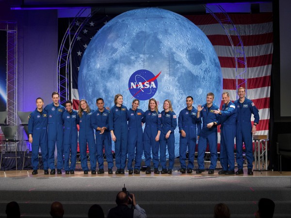 The 13 future astronauts were felicitated for their graduation at an event that took place at NASA's Huston Space Centre. (Picture courtesy: Twitter)