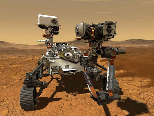 This probe would become the first to launch a helicopter in the martian skies (Picture Courtesy: NASA)
