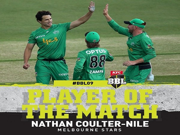 Nathan Coulter-Nile (Image: BBL's Twitter)
