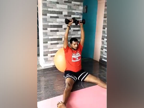 India pacer T Natarajan (Photo/ Natarajan's Instagram)