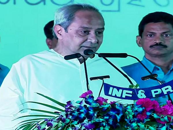 Chief Minister Naveen Patnaik [File Photo/ANI]