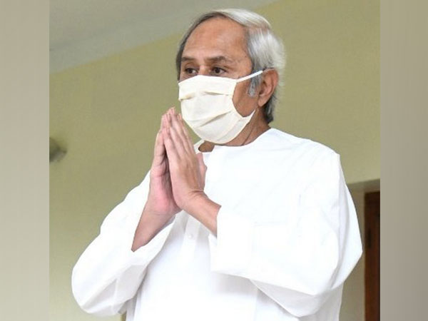 Odisha Chief Minister Naveen Patnaik (File Photo/ANI)