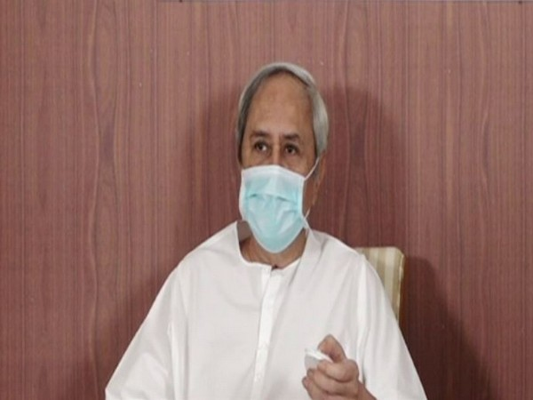Odisha Chief Minister Naveen Patnaik (File Photo/ANI)