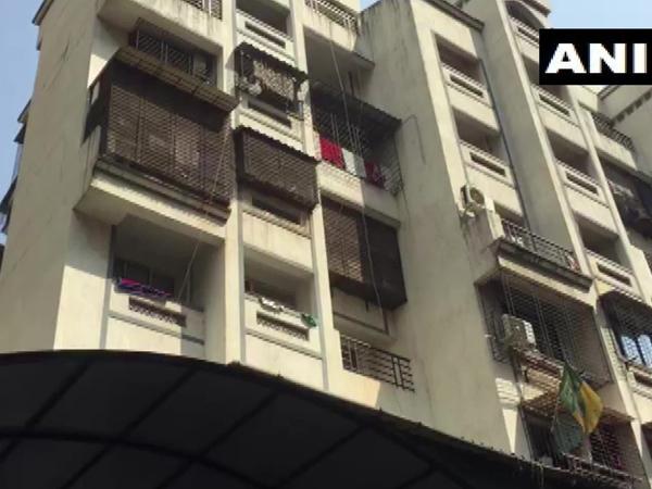 Visual of the building in Navi Mumbai.