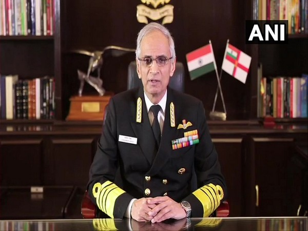 Navy chief Admiral Karambir Singh (Photo/ANI)
