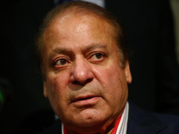 Former Pakistan prime minister Nawaz Sharif (File pic)