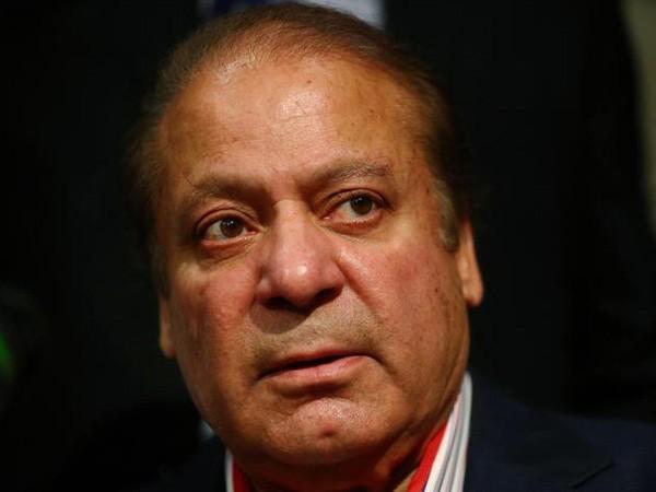 Pakistan former prime minister Nawaz Sharif