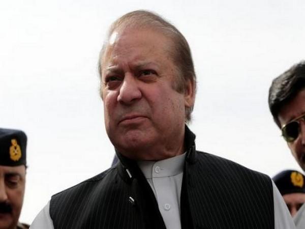 Former Pakistan prime minister Nawaz Sharif (File photo)