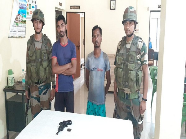 2 Naxals arrested from Basugaon area of Assam's Chirang district