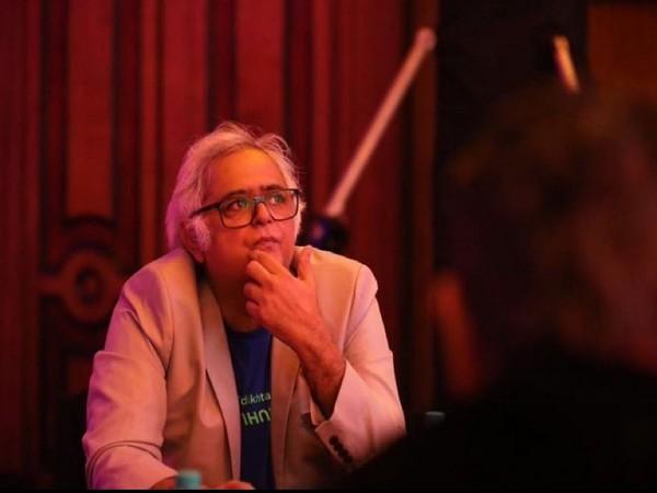 National award winning filmmaker- Hansal Mehta