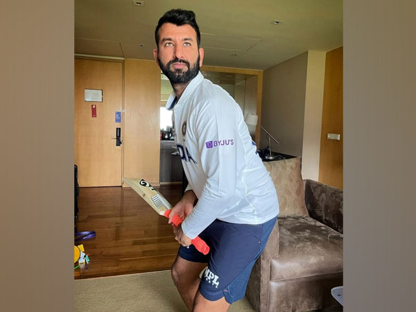 India batsman Cheteshwar Pujara (Photo/ Cheteshwar Pujara Instagram)