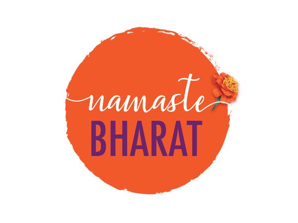 Namaste Bharat logo
