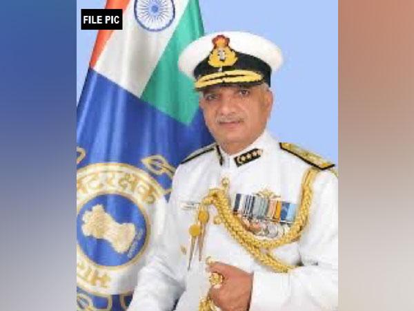 Former Indian Coast Guard chief Rajendra Singh