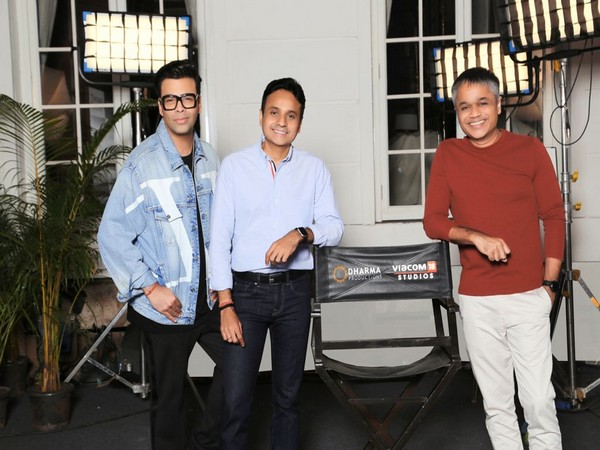 Karan Johar, Viacom 18 join hands for four films (Image source: Twitter)