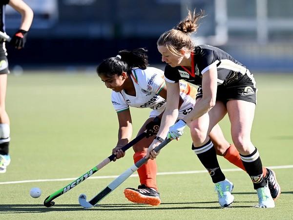 India women's hockey player Neha Goyal (Image: Hockey India)
