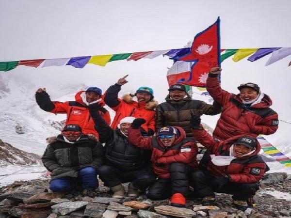 Nepali climbers make first ever winter summit of Mount K2 (Photo Credit: Instagram/ Nirmal Purja MBE - Nimsdai)