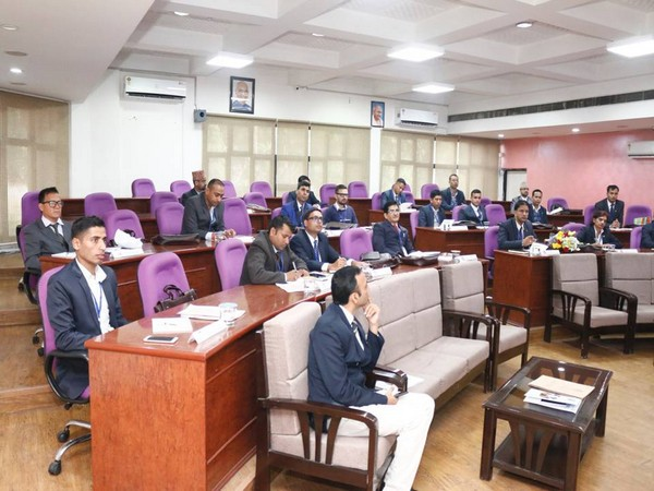 Nepali officers begin training on Anti Money Laundering and CFT in Faridabad on Monday