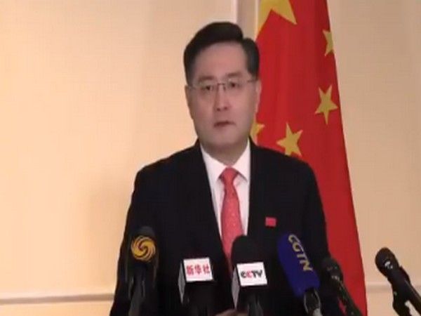 Qin Gang, the new Ambassador of China to the United States. (Photo Credit: Global Times Twitter)