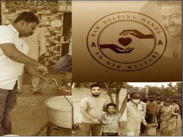 RAW NTR (RAW Helping Hands - An NTR Welfare)