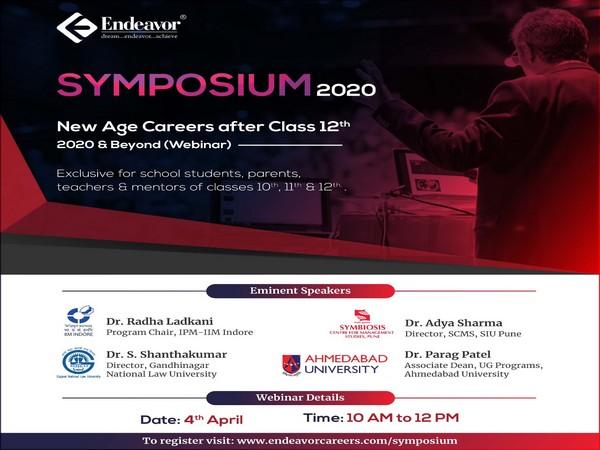 Endeavor Careers unique digital symposium