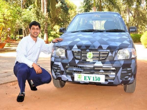 Sathya Yalamanchili - Founder and Investor of e-Trio Automobiles