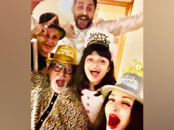 Inside Bachchans New Year celebrations
