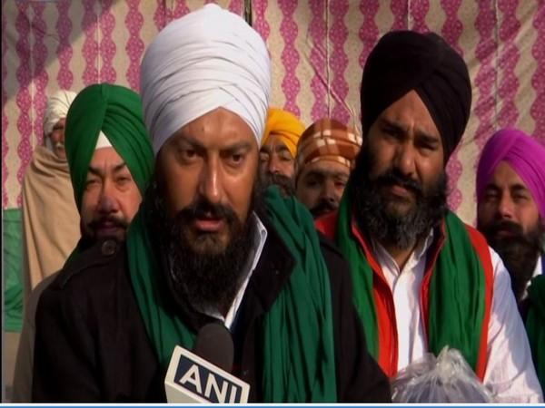 S P Singh Khalsa, Hoshiarpur Coordinator, Sikh Panchayat Fremont California (Photo: ANI)