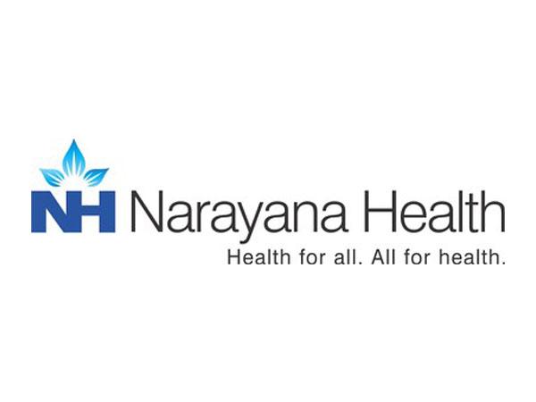 Narayana Health Logo (PRNewsfoto/Narayana Hrudayalaya Limited)