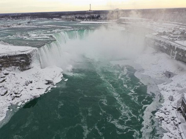 The Niagara Falls (Photo/Reuters)