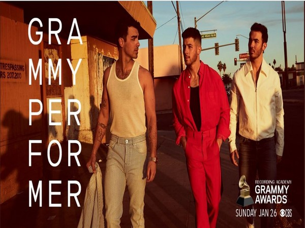 Jonas Brothers to perform at Garmmys 2020