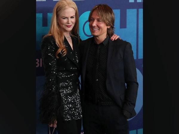 Nicole Kidman and Urban Keith