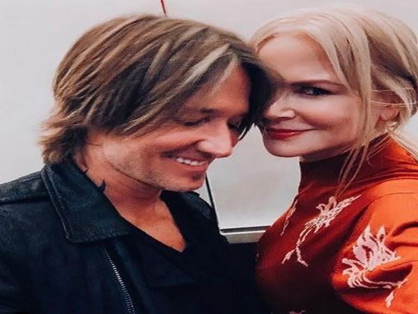 Keith Urban and Nicole Kidman (Image courtesy: Instagram)