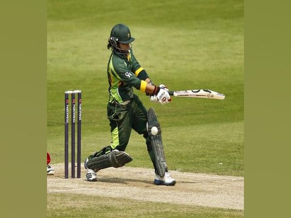 Pakistan cricketer Nida Dar