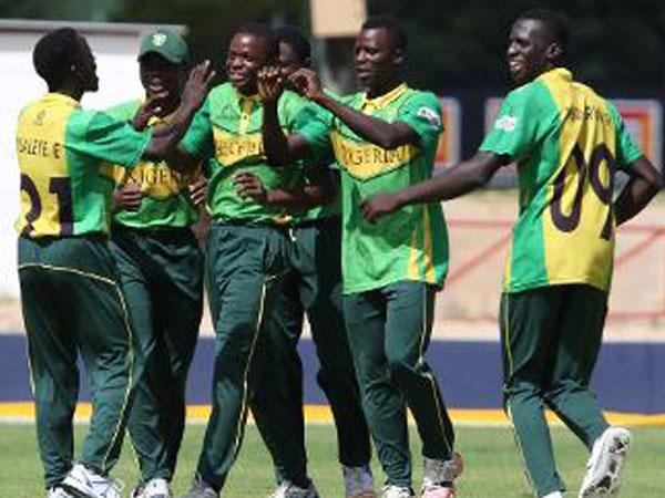 Nigeria team (Photo/ICC)