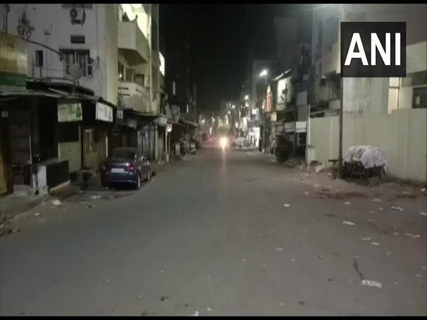 Night curfew (9 pm-6 am) imposed in Aurangabad till April 4. (Photo/ANI)