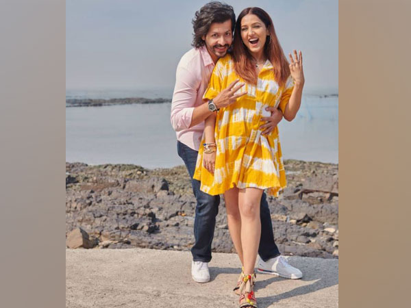Nihaar Pandya and Neeti Mohan (Image source: Instagram)